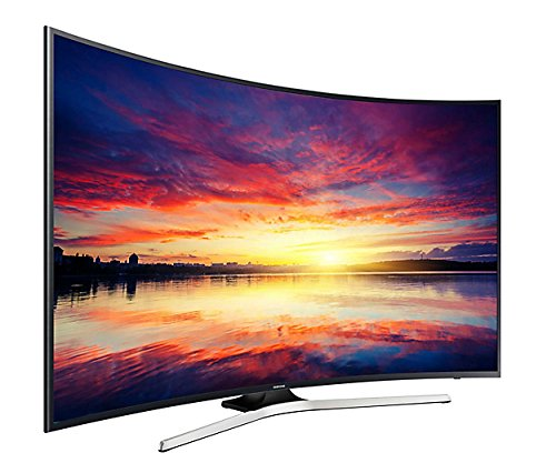 Samsung - Tv led curvo 40'' ue40ku6100 uhd 4k, 1400 hz pqi...