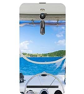 """NIRANG High Quality Printed Desinger Back Case Cover For Asus """"Asus Zenfone 2 Laser ZE551KL"""""""