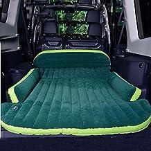 RBSN SUV–Colchón hinchable con bomba de aire/Heavy Duty hinchable colchón coche cama para SUV camioneta colchón asiento trasero extendida