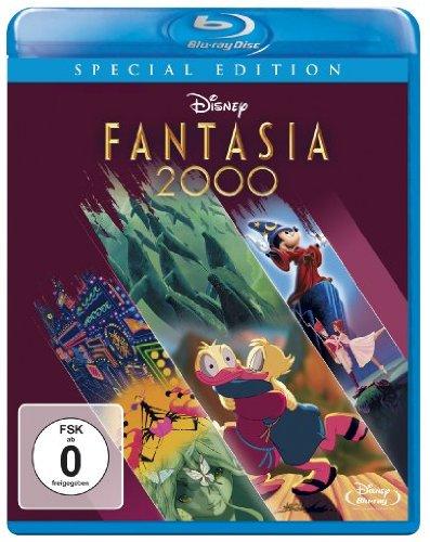 Bild von Fantasia 2000 [Blu-ray] [Special Edition]