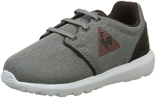 Le Coq Sportif Dynacomf Inf 2 Tones Craft, Baskets Basses Mixte Enfant