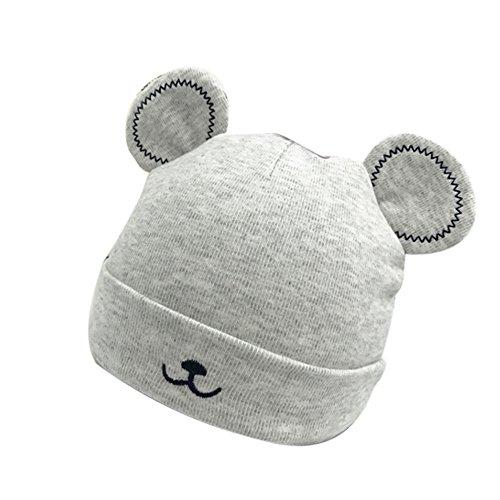 Baby Mütze Beanie,Tonsee Winter Jungen Mädchen Hut Tiere Design Soft Wollene Hüte...