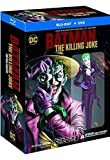 Batman: The Killing Joke plus Joker Figurine (Blu-Ray & DVD Combo) [ Origine Francese, Nessuna Lingua Italiana ] (Blu-Ray)