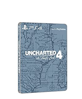 Uncharted 4: A Thief's End - Limited Steelbook Edition - [PlayStation 4] (B014V2MRDA) | Amazon price tracker / tracking, Amazon price history charts, Amazon price watches, Amazon price drop alerts
