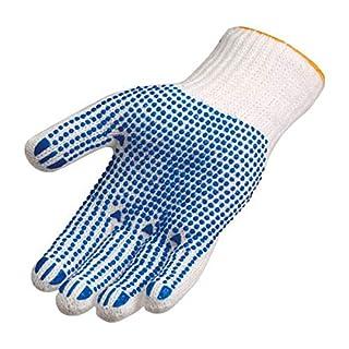 60 Paar Arbeitshandschuhe Gr. 10 Noppenhandschuhe Handschuhe Grobstrick Noppen