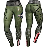 Anarchy Apparels Compression Leggings, Bomber, Fitness Hosen, Gym Pants Training