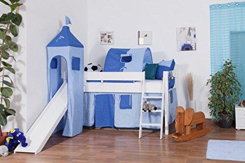 Quelle Etagenbett : Lllᐅ kinderhochbett mit rutsche die besten modelle im Überblick
