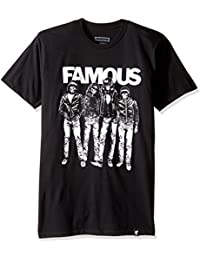 Famous Stars and Straps Men's Blitzkrieg Tee