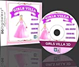 Girls Villa 3D Games - DressUp, DollHouse, Cooking, Coloring Games (Original) (PC Game)