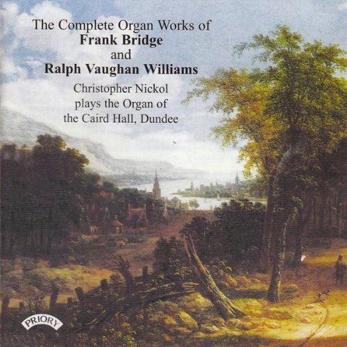 Three Pieces for Organ:(1905) Adagio 1905 Frank