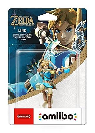 amiibo Link Arquero (colección Zelda)