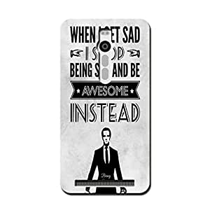 Asus Zenfone 2 How I Met Your Mother Cases and Covers by Aaranis