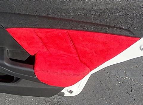 Honda Civic 2012-15 Turenbedeckung (nur fur 4 tueren rear) bei