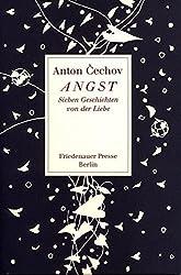 Angst: Sieben Geschichten von der Liebe (Wolffs Broschur)