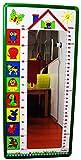 Henbea 153964 - Specchio misuratore 50-150 cm