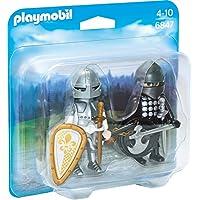 Playmobil 6847 - Coppia di Cavalieri