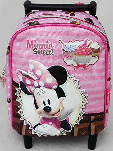 Zaino Zainetto Trolley Scuola Asilo DISNEY - MINNIE - 60960