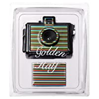 Golden Half - Zebra