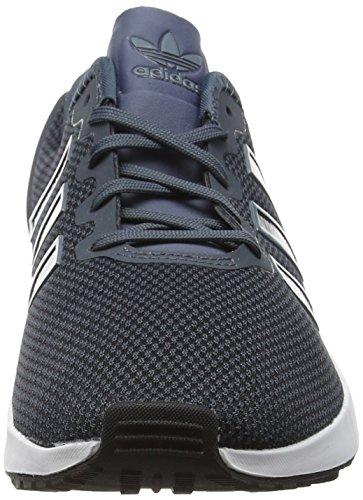 adidas ZX Flux ADV, Herren Laufschuhe Blau (Bold Onix/Bold Onix/Core Black)