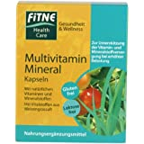 Fitne Multivitamin-Mineral Kapseln 60 g
