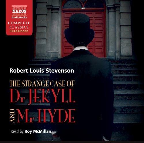 Stevenson: Jekyll And Hyde (UNABRIDGED) (Naxos Complete Classics) by Robert Louis Stevenson (2011-08-29)