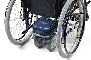 TGA Duo Wheelchair Powerpack - Blue
