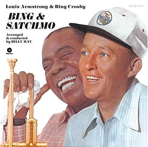 Bing & Satchmo (Ltd. Edition 180g) [Vinyl LP] (Vinyl Bing Record Crosby)