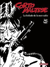 Corto Maltese - Edition enrichie N&B, tome 1 : La Ballade de la mer salée par Hugo Pratt