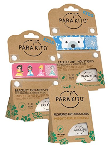 Para'kito Parakito - Protection ANTIMOUSTIQUE Naturelle...