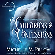 Cauldrons and Confessions: Warlocks MacGregor, Book 4