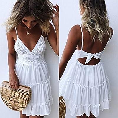 Vestido Blanco - Verano