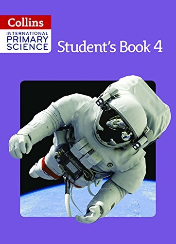 Collins International Primary Science - International Primary Science Student's Book 4 by Karen Morrison (2014-09-15)