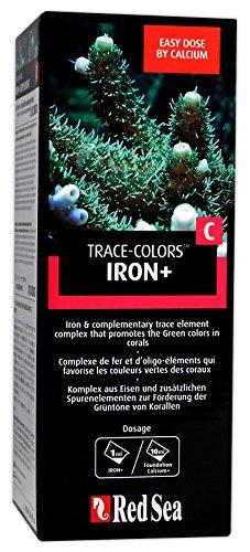 Red Sea R22063 Coral Colors C, für Korallen, 500 ml, grüntönen