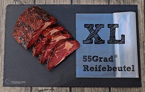 55Grad® Reifebeutel Dry Aged Beef Größe XL