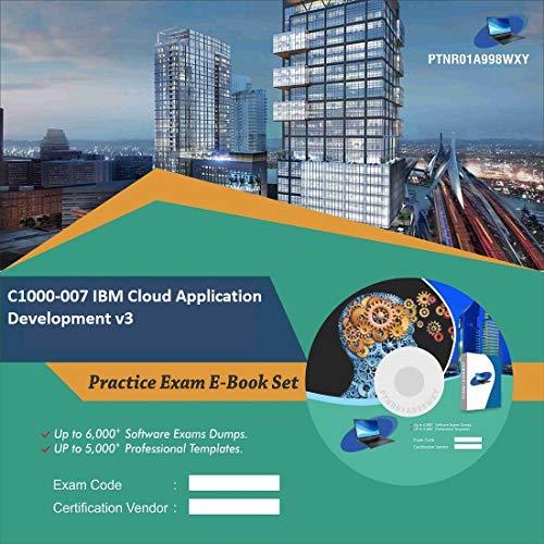 C1000-007 IBM Cloud Application Development v3 Complete Video Learning Certification Exam Set (DVD)