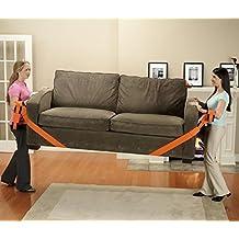 HLC-Correas de Elevación, Para la Reubicación de Muebles,-Color:Naranja