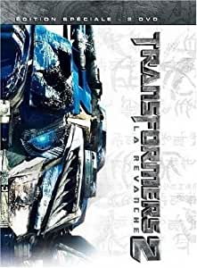 Transformers 2: la Revanche - Edition Collector [Édition Limitée boîtier SteelBook]