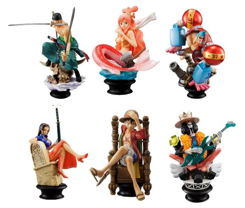 Chess Piece Collection R Onepiece Vol.2 (Box)[japan Imports] [Toy] (japan import)