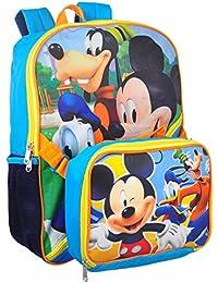 Preisvergleich für Disney ZB30051-SC-BL00, Jungen Kinderrucksack Blau blau Einheitsgröße