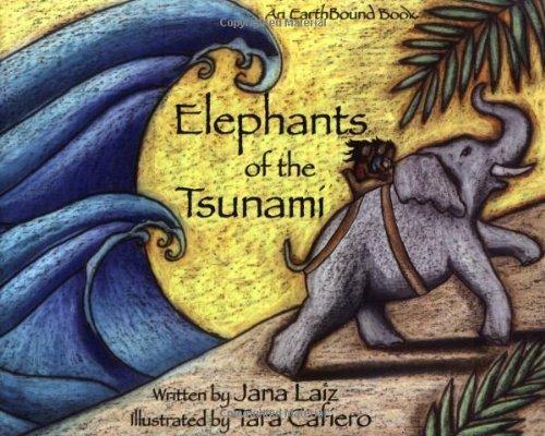 Elephants of the Tsunami by Jana Laiz (2005) Paperback