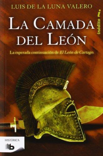 La camada del león por Luis de la Luna Valero