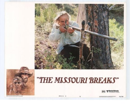 The Missouri Breaks Plakat Movie Poster (11 x 14 Inches - 28cm x 36cm) (1976) F