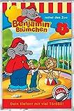 Folge 2: Benjamin rettet den Zoo [MC] [Musikkassette]