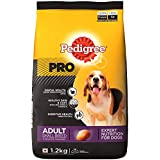 Pedigree PRO Expert Nutrition Adult Small Breed Dogs (9 Months Onwards) Dry Dog Food 1.2kg Pack