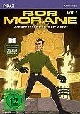 Bob Morane, Vol. 1 / 13 Folgen der beliebten Zeichentrickserie nach der Romanreihe von Henri Vernes + Booklet (Pidax Animation) [2 DVDs]