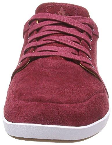 K1X K1x Lp Low le, Baskets Basses homme Rouge (burgundy / Honey)