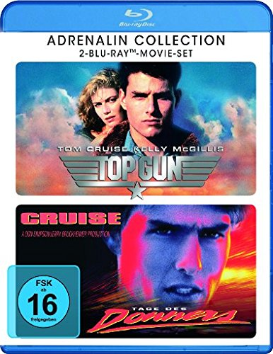 Adrenalin Collection Top Gun/Tage des Donners [ 2 Blu-ray]