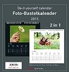 Fotobastelkalender für 2015 (21 x 22)...