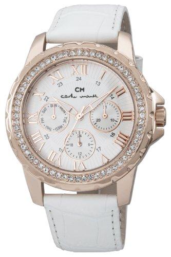 carlo-monti-cm600-316-orologio-da-polso-donna-pelle-colore-bianco