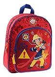 Unbekannt Feuerwehrmann Sam 900–800931cm In Case Of Emergency Junior Rucksack mit Front Tasche